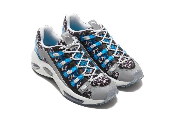 atmos x 彪马联名 Cell Endura 雪豹兽纹鞋款本月底发售