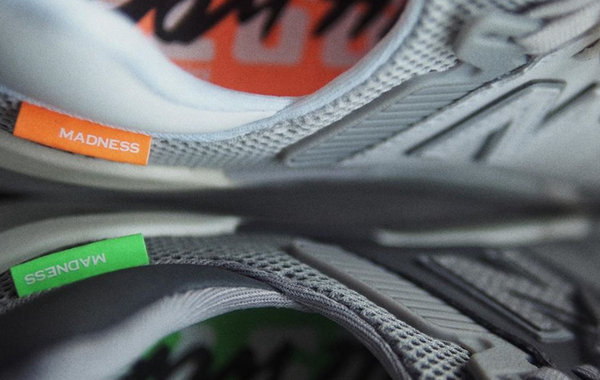 MADNESS x 新百伦全新联乘 997S 鞋款更多细节释出~