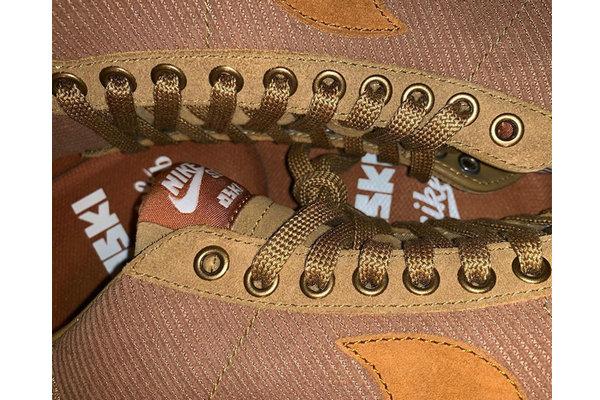 OSKi x Nike SB Blazer 全新联名鞋款实物谍照曝光