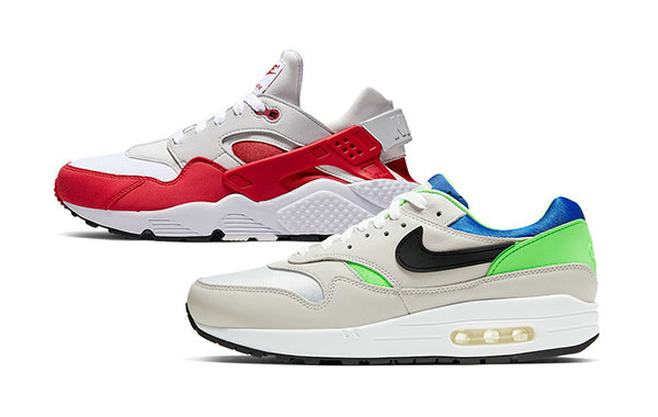"Nike 全新""DNA Pack""套装鞋款登陆日本,超高规格"