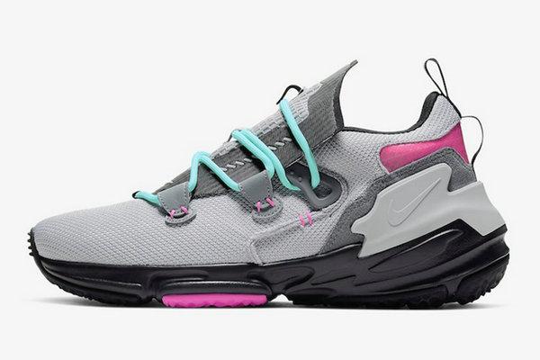 Nike Zoom Moc 鞋款全新清新南海岸配色释出,层次感凸出