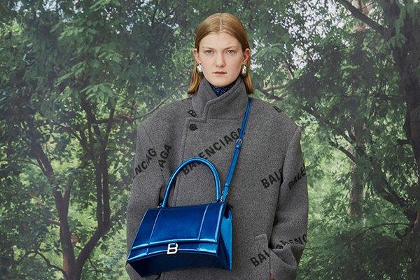 Balenciaga(巴黎世家)全新 2020 春季系列 Lookbook 赏析