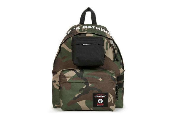 AAPE x Eastpak 全新首个联名包袋系列即将上架