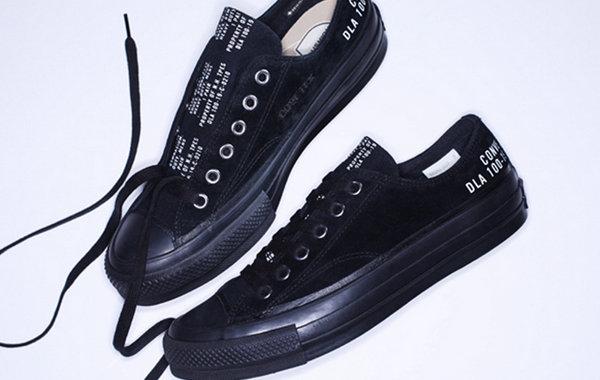 N.HOOLYWOOD x CONVERSE ADDICT 全新 GORE-TEX 版联乘鞋款发售