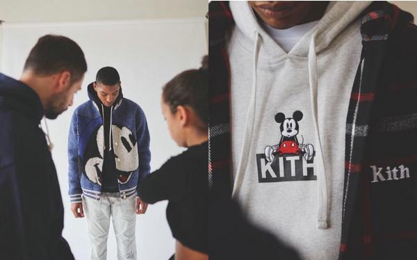 KITH x 迪士尼联名系列曝光更多单品,米老鼠图案加持
