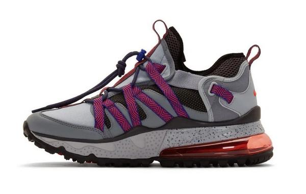 Nike Air Max 720 Bowfin 全新灰配色鞋款发售,注入机能感