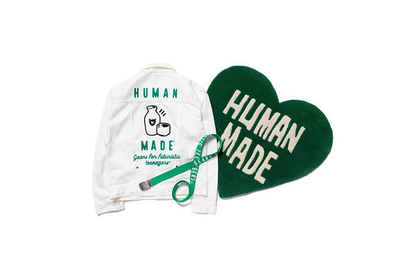 日潮 HUMAN MADE 涩谷 PARCO 新店开业限定系列即将登场