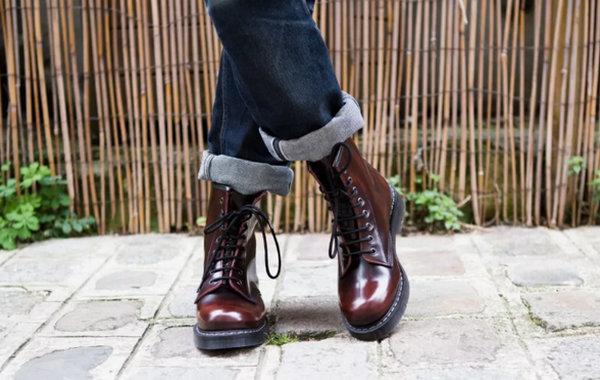 DR马丁靴如何鉴定正品?掌握这些细节轻松辨马丁靴真假~