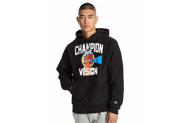 冠军 x Hebru Brantley 联名篮球运动主题系列上架