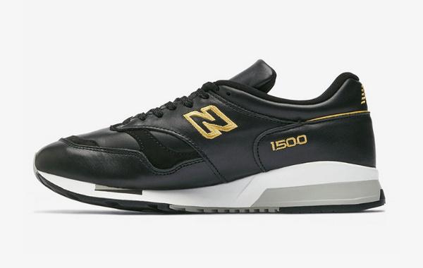 New Balance 1500 利物浦专属鞋款即将发售,质感出众