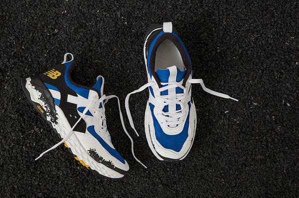 新百伦白蓝黑配色 850 Trail 鞋款开售,适宜户外着用