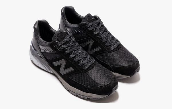HAVEN x 新百伦全新联名 990v5 鞋款即将开售,三种独特材质