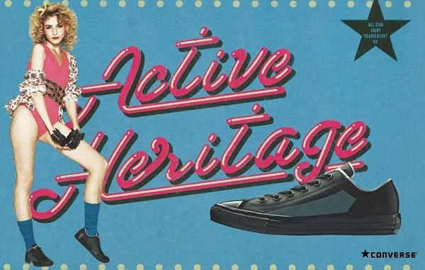 """匡威 2020 早春""""Archive Heritage""""鞋款系列正式公布"""