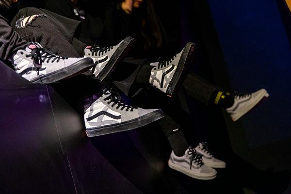 Vans 鼠年限定来了!范斯 2020 生肖联名系列鞋款实物抢先看