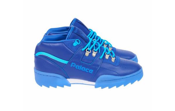 Palace x 锐步 OG Workout Ripple 全新联乘鞋款本周开售,复古气质