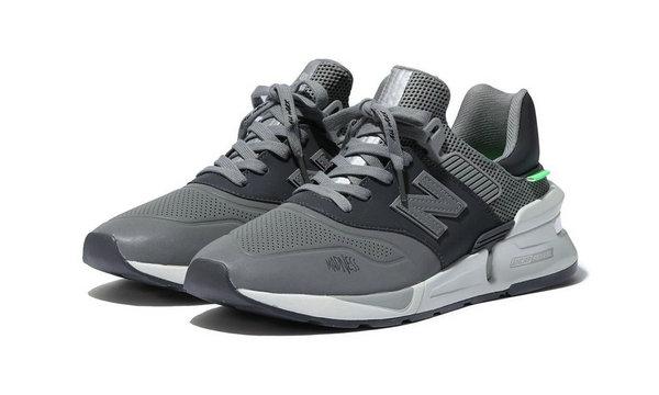 新百伦 x MADNESS 全新联名 997S 鞋款发售详情正式公布