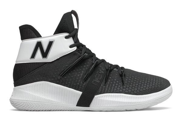 新百伦 OMN1S 篮球鞋黑白、荧光两款配色即将登陆