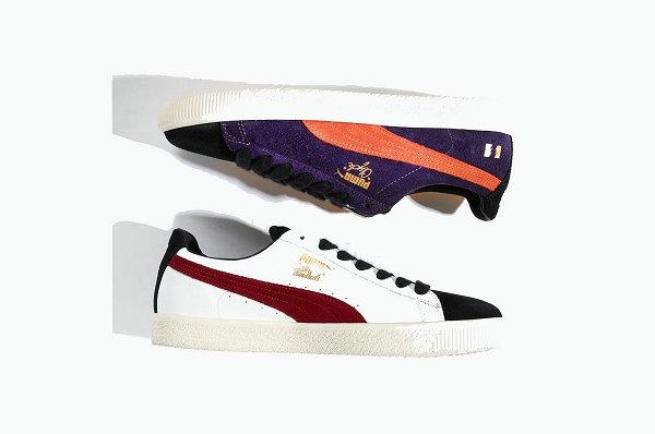 """彪马 x The Hundreds 联名""""Decades""""鞋款系列即将登场"""