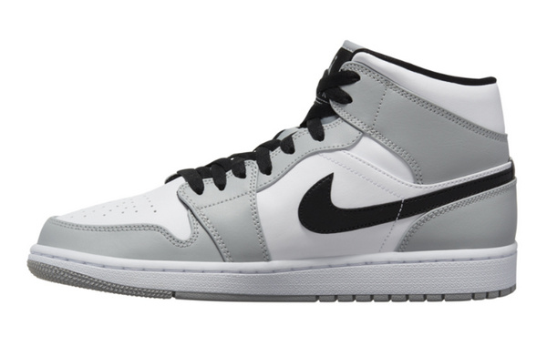 Air Jordan 1 发布全新浅烟灰配色系列鞋款,颇具经典气质