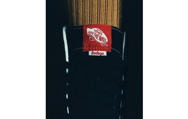 Bodega x Vans Vault 全新联名鞋款系列即将发售,仅释出一张图