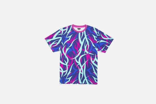 CLOT 全新「荆棘迷彩 2.0」服装系列释出,经典系列重塑