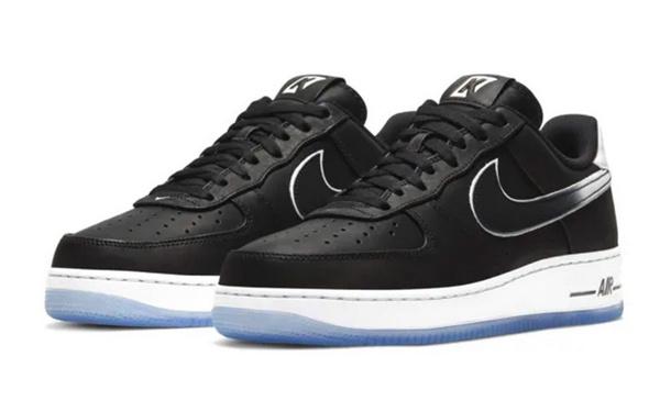 Colin Kaepernick x Nike Air Force 1 联乘全黑配色鞋款正式发售~