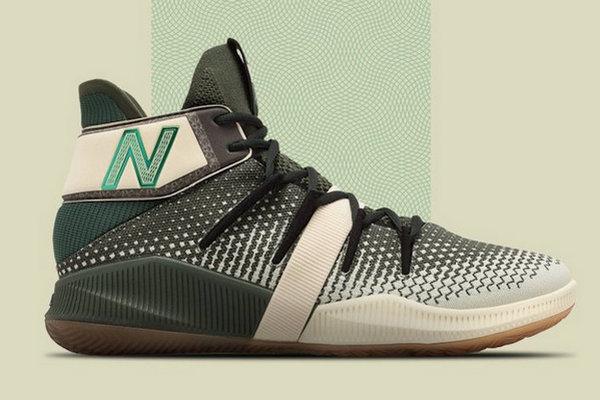 "新百伦 OMN1S 篮球鞋全新""Money Stacks""配色即将上架"
