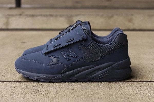 新百伦 x mita sneakers 联名 MT 580 机能鞋款系列上线