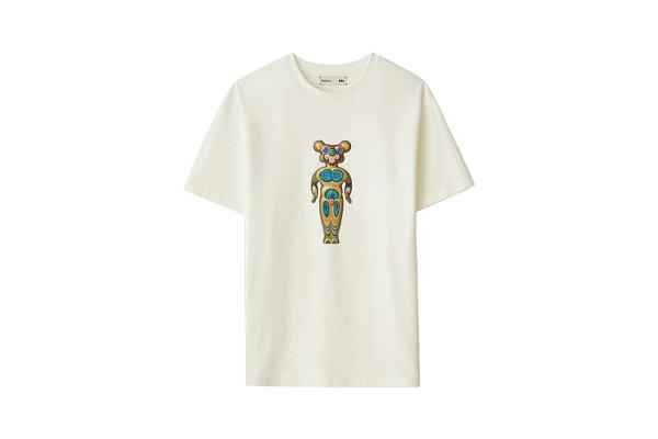 PANGAIA x Haroshi 联名纯白环保 T-Shirt 系列上市