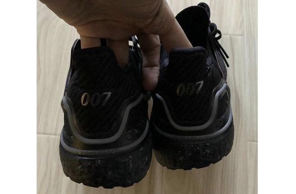 adidas x 詹姆斯·邦德联名 Ultraboost 20 鞋款抢先预览