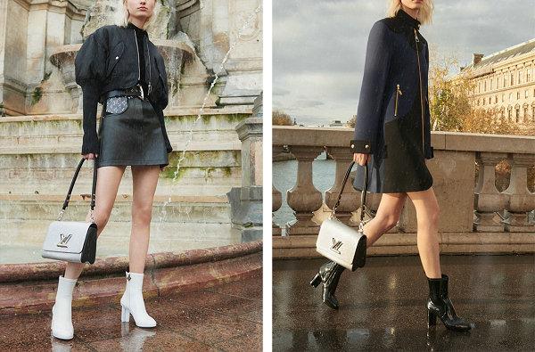 "LV 2020 春夏""Rains""雨靴系列即将登场,运动风与球鞋造型"