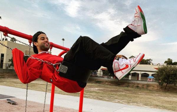 Paul Rodriguez x Nike SB Dunk High 全新联名鞋款首度亮相