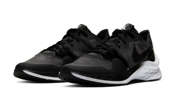 Jordan Air Zoom 85 Runner 跑鞋释出多款配色,AJ1 主题元素