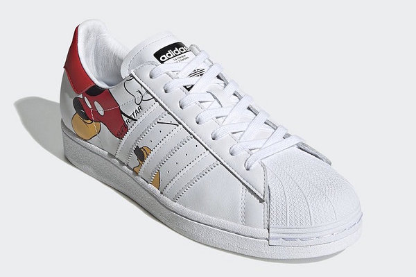 阿迪达斯三叶草 x Disney 2020 联名米老鼠鞋款系列亮相