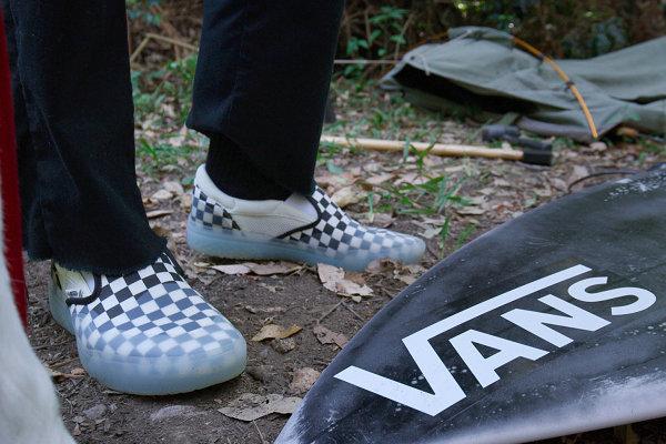 范斯 Morph RW Slip-On 棉花糖棋盘格配色鞋款即将上市