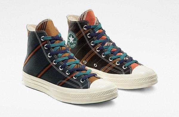 匡威 2020 IVY STYLE 常春藤鞋款系列即将上市,重返校园?