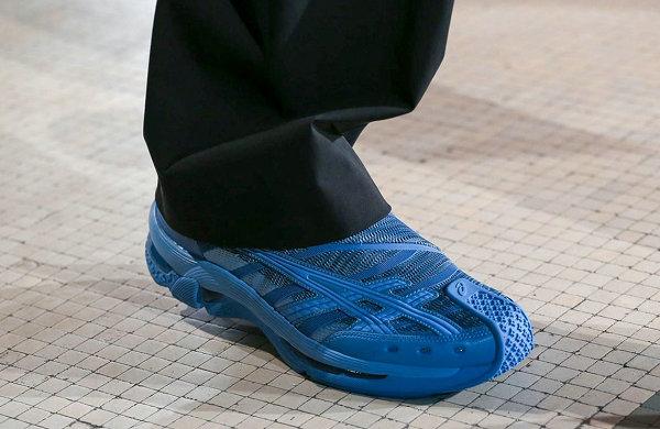 亚瑟士 x Kiko Kostadinov 2020 联名鞋款系列现身秀场
