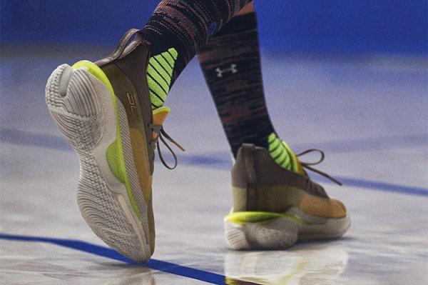 """安德玛 Curry 7 黑人月配色""""Our History""""鞋款发售在即"""