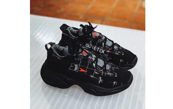 艺术家 FUTURA 推出全新 PROJECT-X 鞋款,科技外型加持