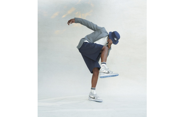 """迪奥 x Jordan Brand 联名 """"Air Dior""""服饰和配件系列释出!"""