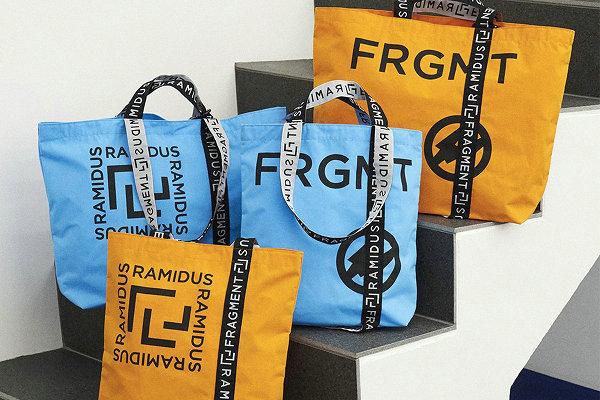 藤原浩闪电 x RAMIDUS 联名工业材质袋款系列即将上架
