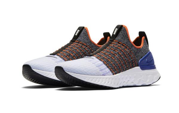 Nike React Phantom Flyknit 2 全新跑鞋官图释出,延续无鞋带