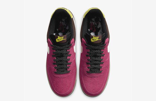 Air Force 1 女生专属西瓜红配色鞋款即将上市
