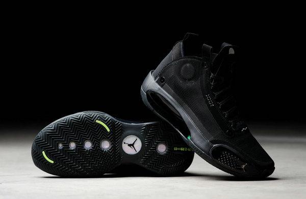 """Air Jordan 34 黑猫配色""""Black Cat""""鞋款发售在即~"""