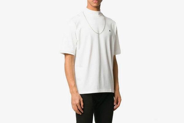 AMBUSH 2020 Chain 主题 T-Shirt 系列出炉,黑白两色可选