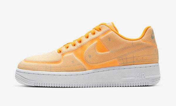 AF1 鞋款全新设计图纸主题配色即将上架发售