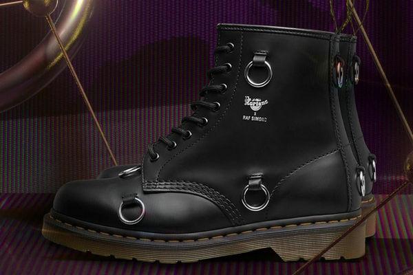 马丁博士 x Raf Simons 全新联名 1460 靴款即将上架