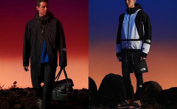 北面 Black Series 发布 2020 全新春夏系列型录,时装高科技