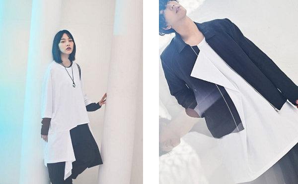 GROUNDY 2020 春夏系列 Lookbook 释出,无性别设计