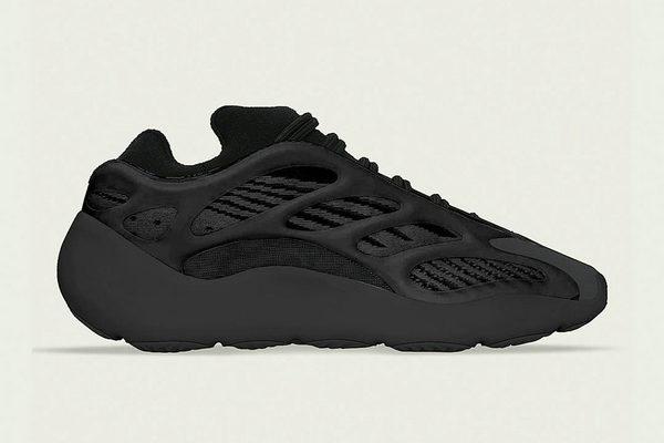"YEEZY 700 V3 鞋款""Alvah""黑魂配色即将二次发售"